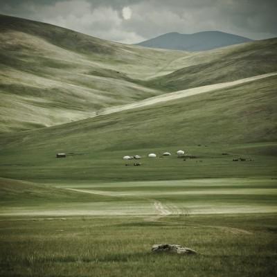 MONGOLIE - Yourtes de la...