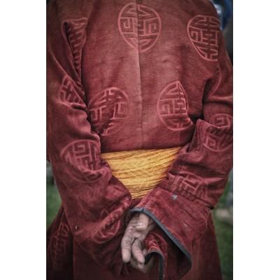 MONGOLIE - Éleveur mongole...