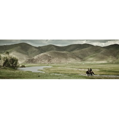 MONGOLIE - Cavaliers...