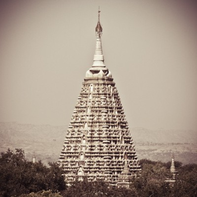 BIRMANIE - Temples de Bagan...