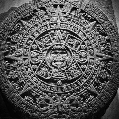 MEXIQUE - Pierre du Soleil...