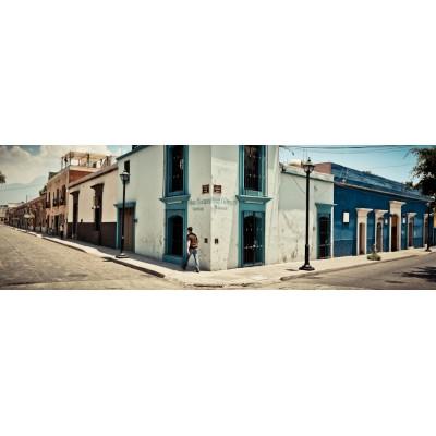 MEXIQUE - Rues d'Oaxaca - 06