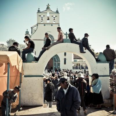 MEXIQUE - Marché de San...