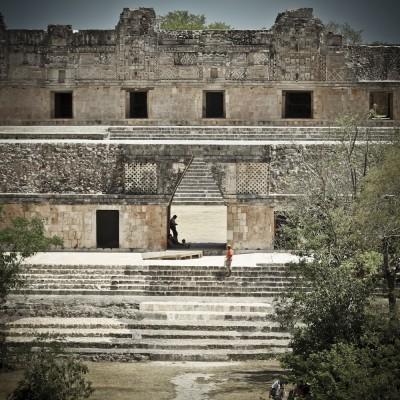 MEXIQUE - Quadrilatère des...