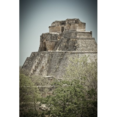 MEXIQUE - Uxmal - 28