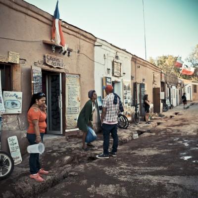 CHILI - San Pedro de...