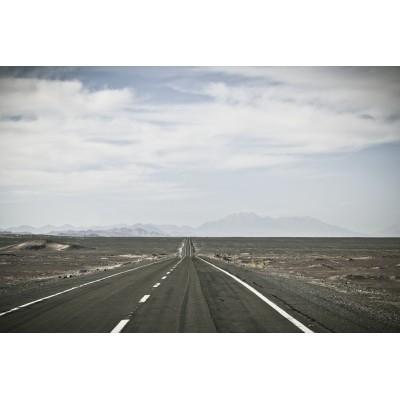 CHILI - route dans le...