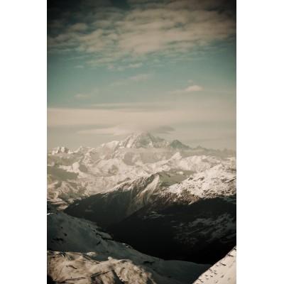 VAL D'ISÈRE - Mont Blanc et...