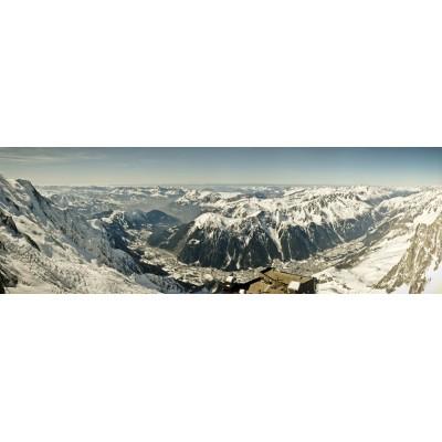 CHAMONIX - Panorama...