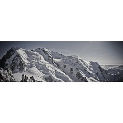 CHAMONIX - Panorama sur le...