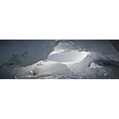 CHAMONIX - Grotte de glace...