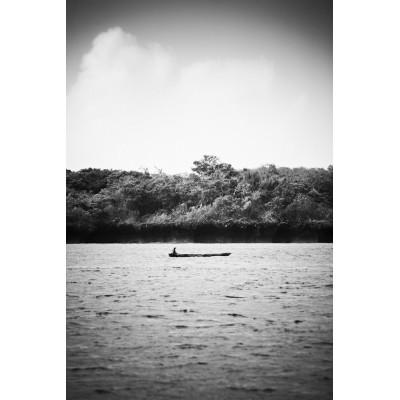 KENYA - Pêcheur et Île de...