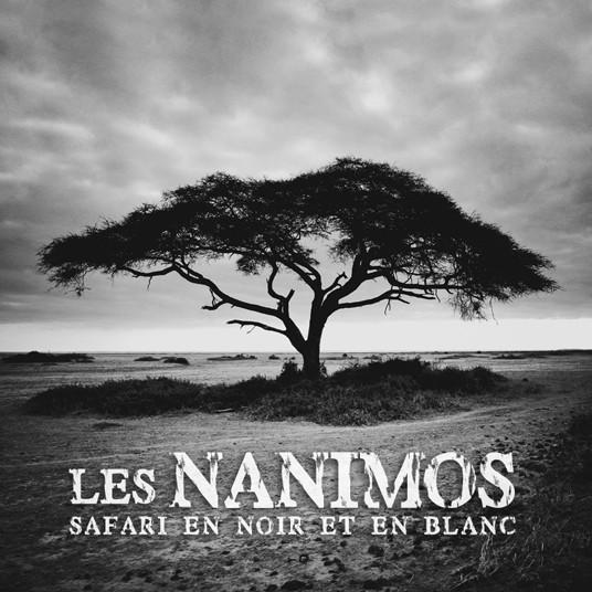 Les Nanimos - Safari en noir et en blanc